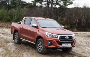 Toyota Hilux Hybrid 2020 Pictures