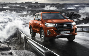 Toyota Hilux Hybrid 2020 Wallpapers For Android