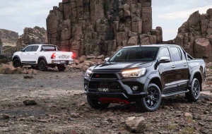 2019 Toyota Hilux Wallpapers