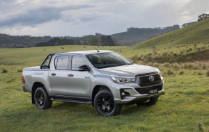Toyota Hilux Hybrid 2020 Wallpapers Pack