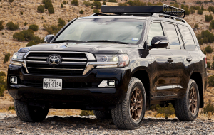 Toyota Land Cruiser 200 2020 Gray Images