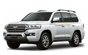Toyota Land Cruiser 200 2020 Gray In HQ