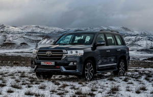 Toyota Land Cruiser 200 Hybrid 2020 Wallpapers HQ