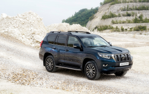 Toyota Land Cruiser Prado 2020 Silver In HQ