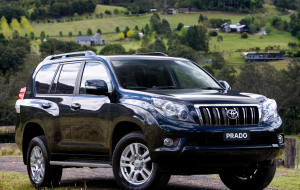 Toyota Land Cruiser Prado 2020 Silver Widescreen