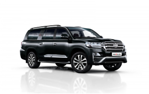 Toyota Land Cruiser Prado 2020 White Gallery