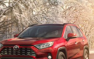 Toyota RAV4 2020 Green Full HD Wallpapers