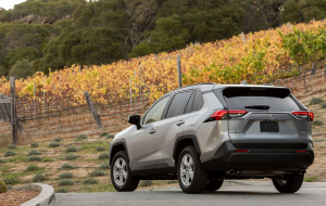 Toyota RAV4 2020 Silver In HQ