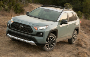 Toyota RAV4 2020 Silver Wallpapers For IPhone