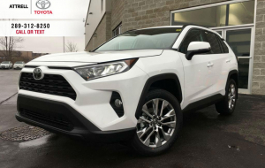 Toyota RAV4 2020 White In HQ
