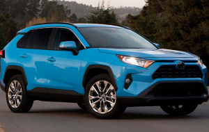 Toyota RAV4 2020 White Wallpapers HQ