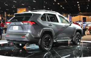 Toyota RAV4 2020 White Wallpapers Pack