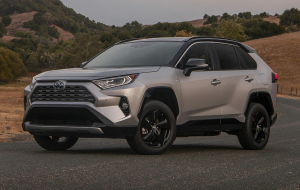 Toyota RAV4 Hybrid 2020 In HQ