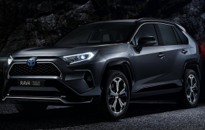 Toyota RAV4 Hybrid 2020 Wallpapers HD
