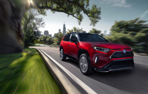Toyota RAV4 Hybrid 2020 Wallpapers For IPhone