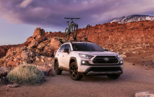 Toyota RAV4 Hybrid 2020 Wallpapers Pack