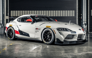 Toyota Supra 2020 Gray Images