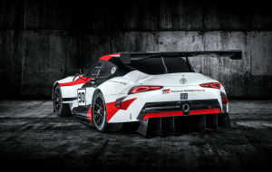 Toyota Supra 2020 Red Gallery