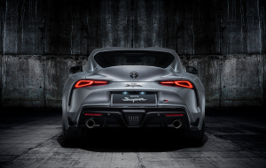 Toyota Supra 2020 Silver Wallpapers For Android