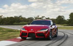 Toyota Supra Hybrid 2020 Beautiful Wallpaper
