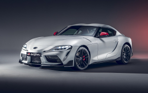 Toyota Supra Hybrid 2020 High Resolution