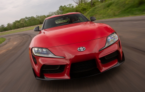 Toyota Supra Hybrid 2020 Pictures