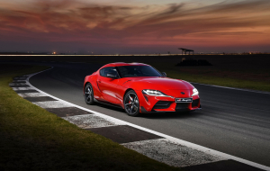 Toyota Supra Hybrid 2020 Wallpapers HQ