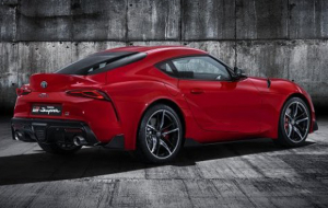 Toyota Supra Hybrid 2020 Wallpapers For Android
