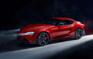 Toyota Supra Hybrid 2020 Wallpapers For IPhone