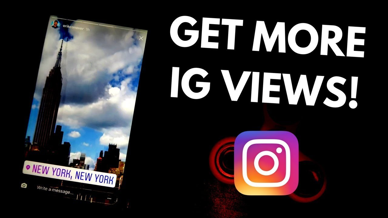 How to get views on instagram 2020