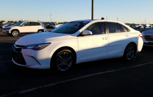 Toyota Camry 2020 Blue Images