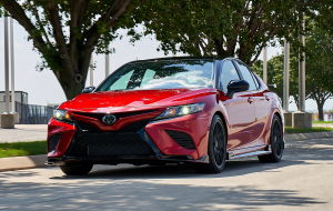 Toyota Camry 2020 Red Full HD Wallpapers