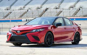 Toyota Camry 2020 Red Pinterest