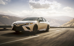 Toyota Camry 2020 Red Wallpapers HQ