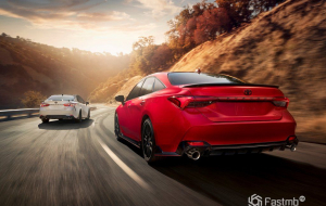 Toyota Camry 2020 Red Wallpapers For IPhone