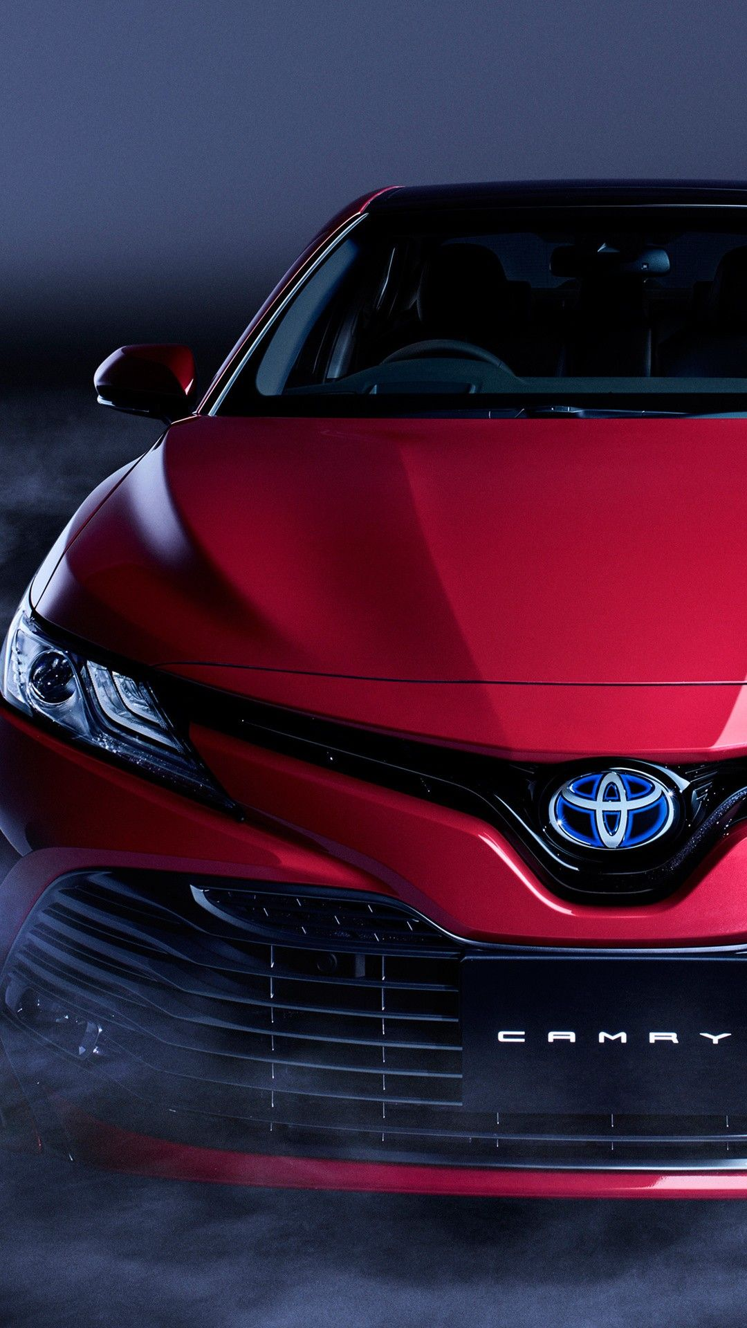 toyota camry 2020 red