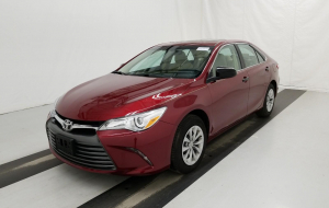 Toyota Camry 2020 Silver Gallery