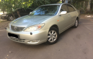 Toyota Camry 2020 Silver Images