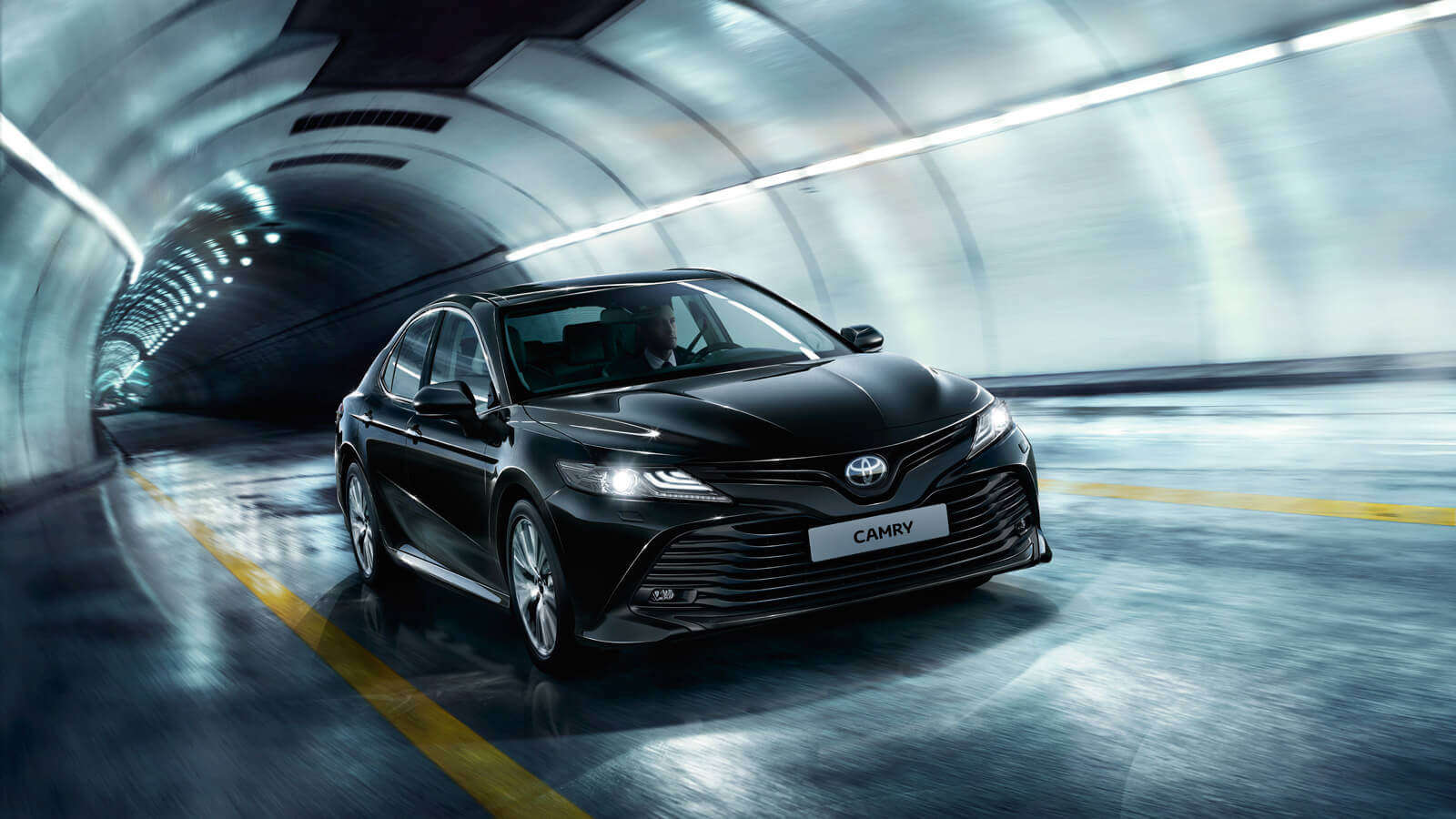 toyota camry 2020 silver