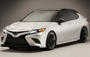 Toyota Camry 2020 White Images