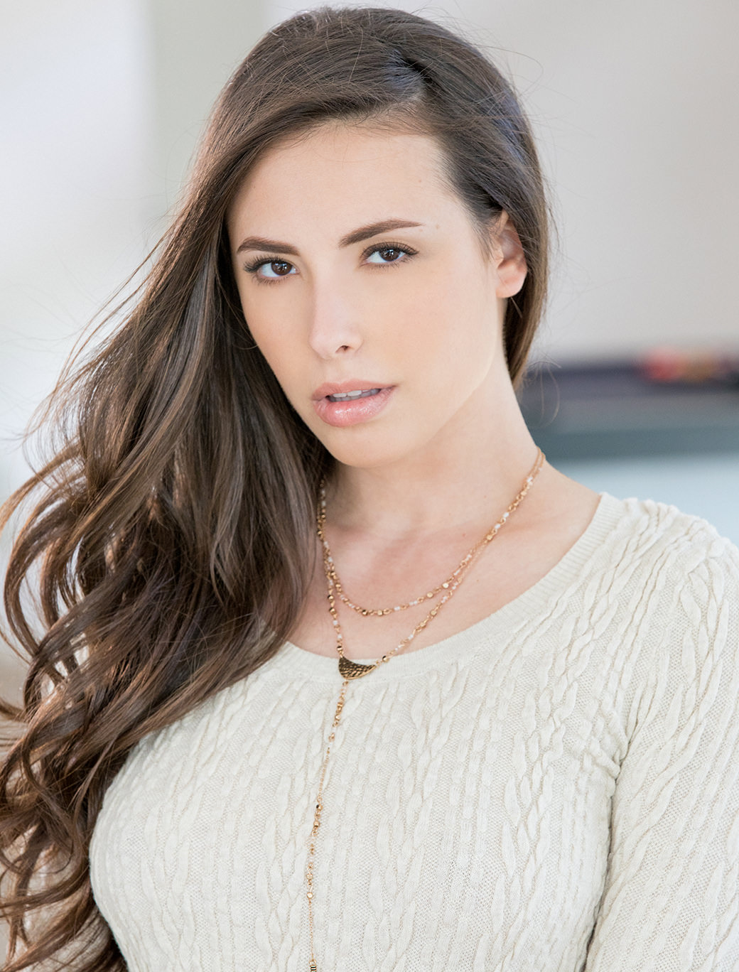 Casey Calvert In HQ