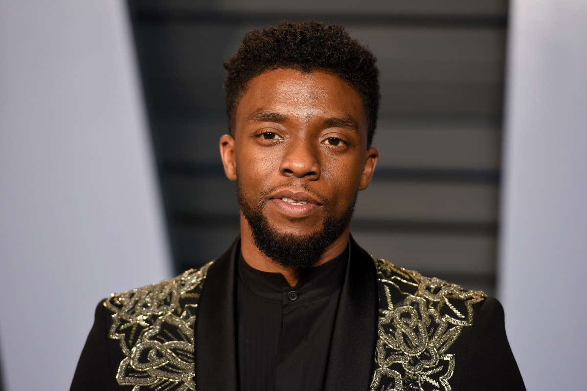 Chadwick Boseman 4K Wallpapers