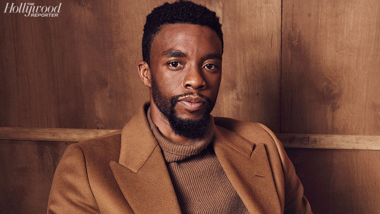 Chadwick Boseman Beautiful Wallpaper