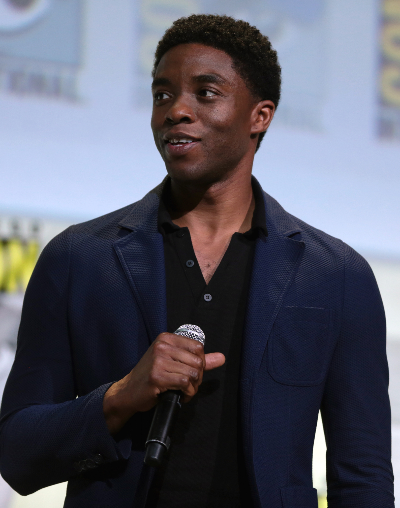 Chadwick Boseman Full HD Wallpapers