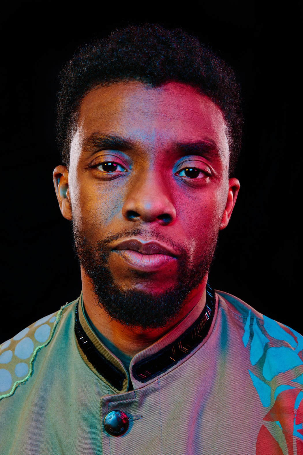 Chadwick Boseman In HQ