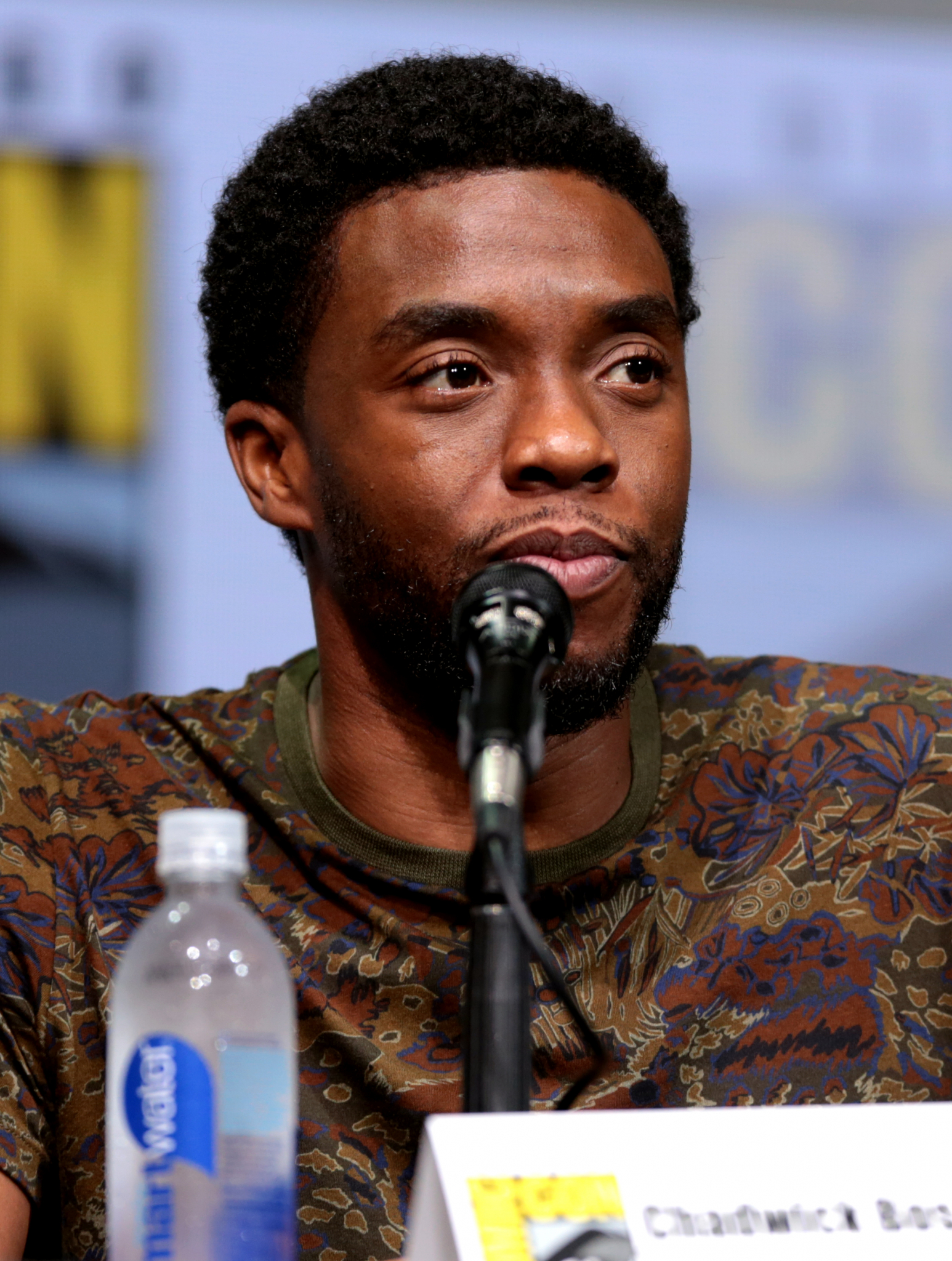 Chadwick Boseman Wallpapers For IPhone