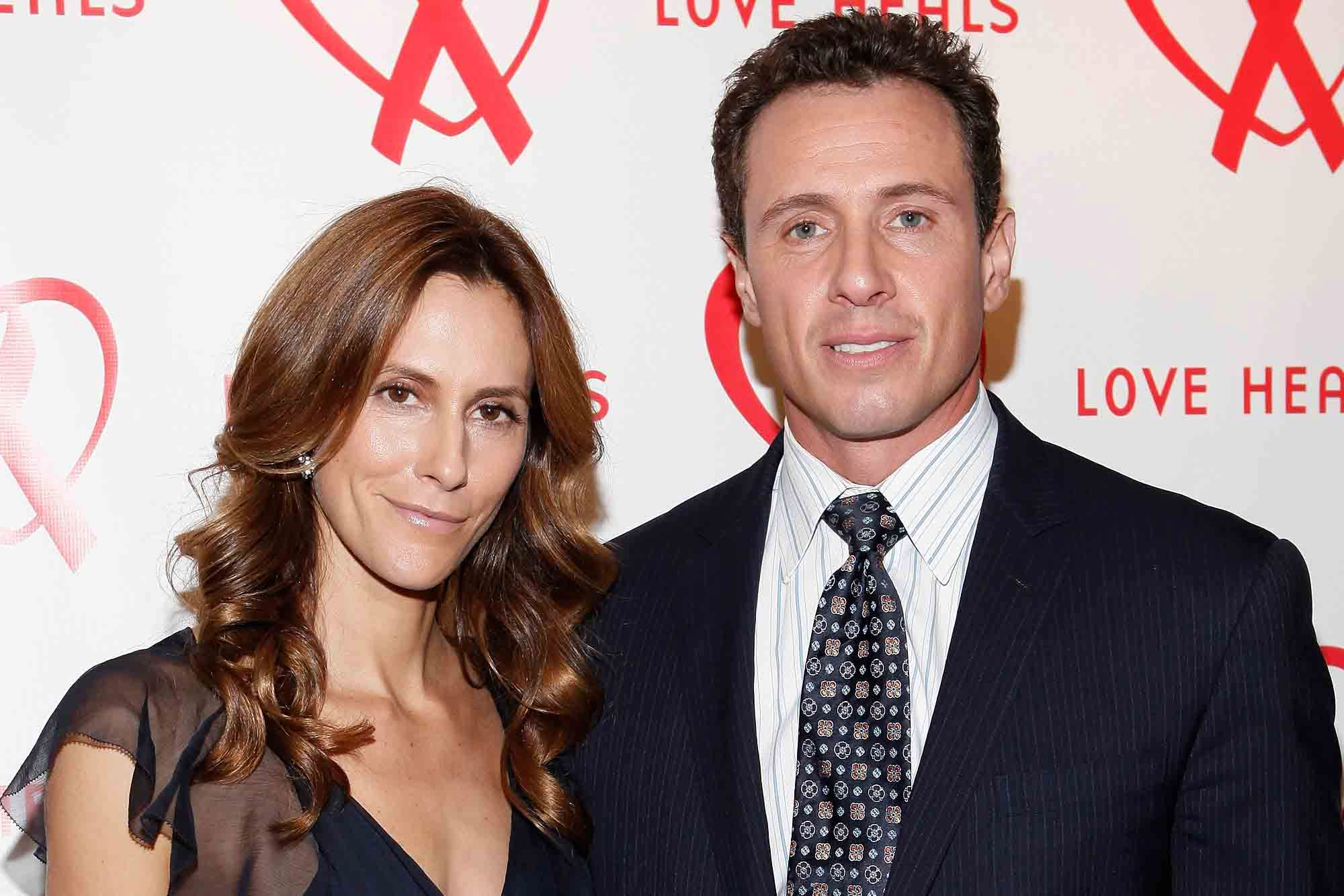 Chris Cuomo Wife 4K Wallpapers