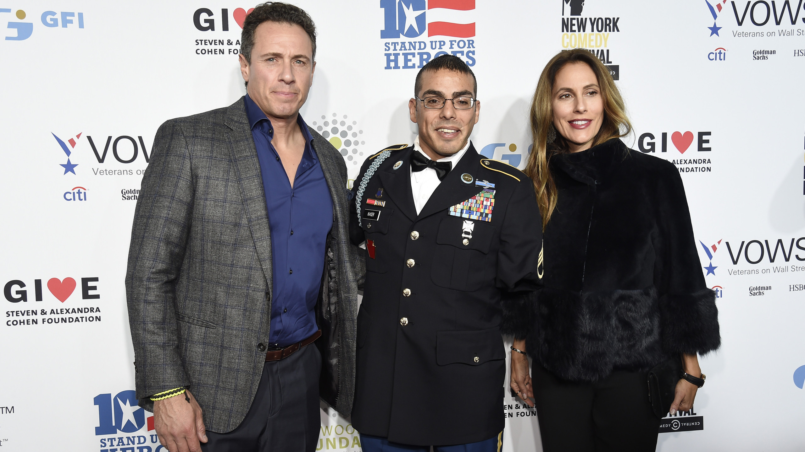 The New York Comedy Festival And The Bob Woodruff Foundation Present The 10th Annual Stand Up For Heroes Event