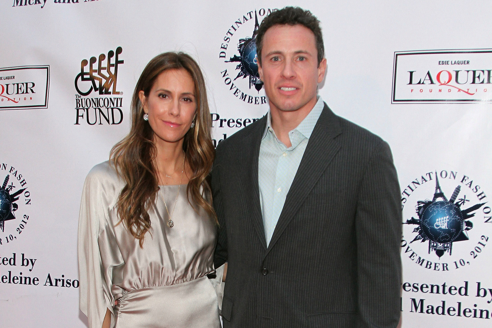 Chris Cuomo Wife Pinterest