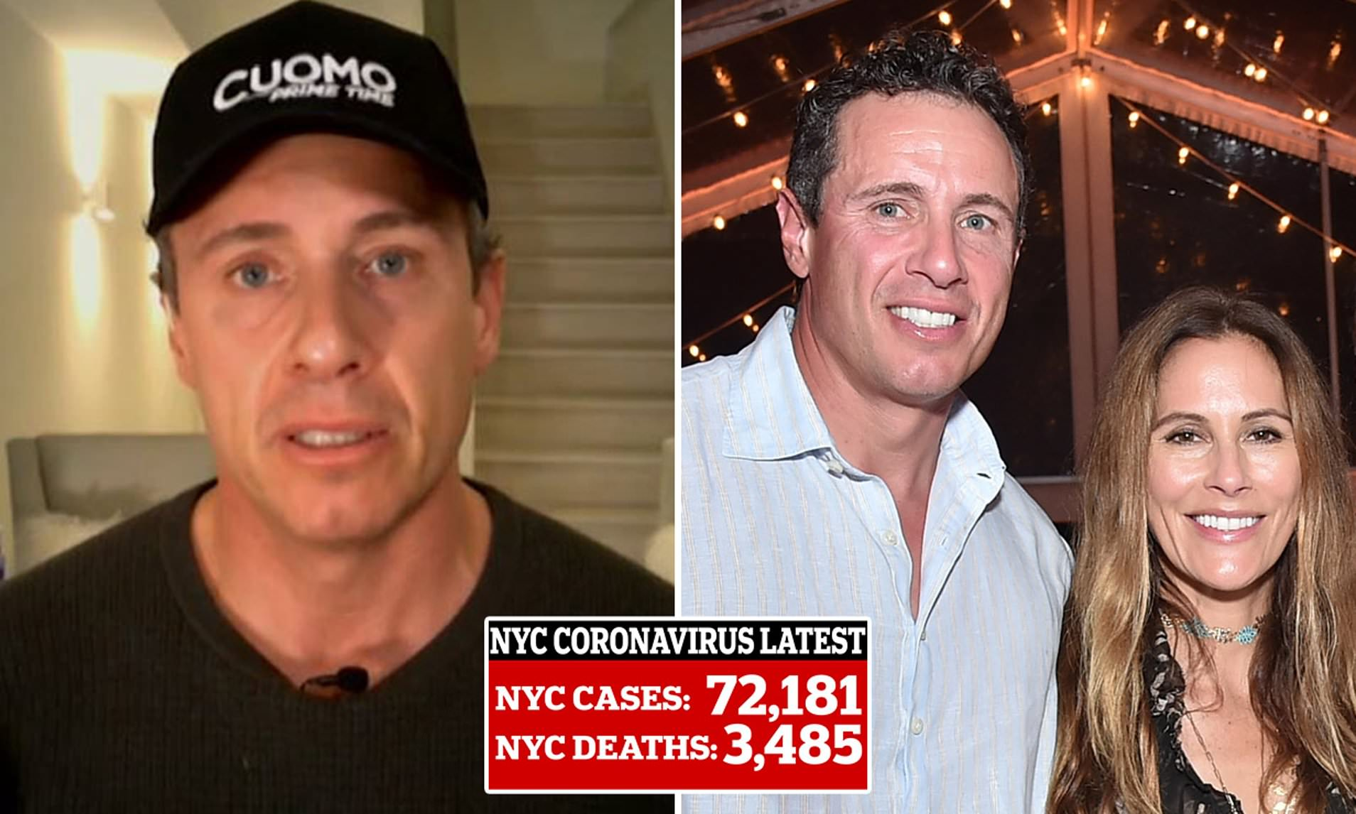 Chris Cuomo Wife Wallpaper